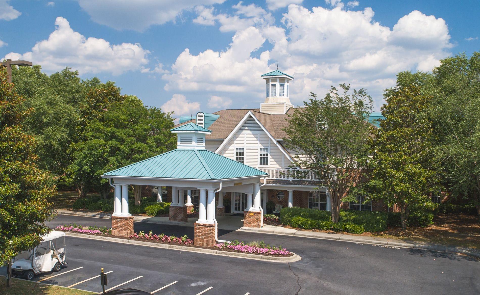 Luxury Retirement Community in Columbia, SC | Wildewood Downs